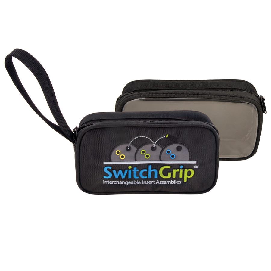 turbo switch grip storage case bag