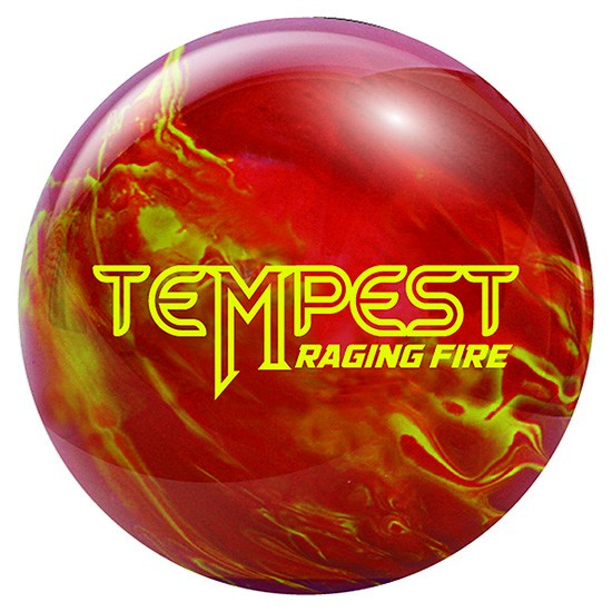 Lane Masters Tempest Raging Fire Bowling Ball