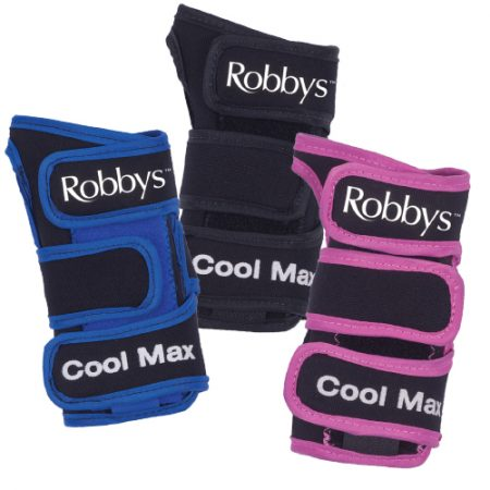 robby cool max bowling support glove