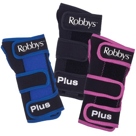 robby cool max plus bowling wrist glove support