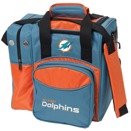 Miami Dolphins NFL Single Tote