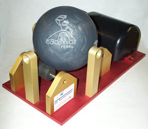 DeTerminator Bowling Ball Mass Bias Locator Tool