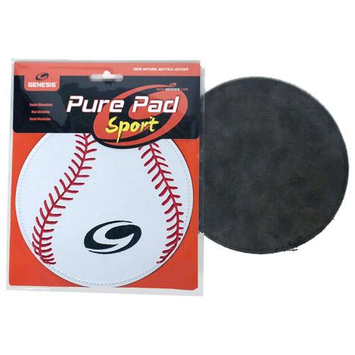 Genesis Pure Pad Sport Leather Ball Wipe Baseball