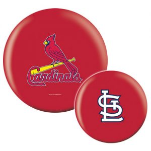 St. Louis Cardinals MLB Bowling Ball