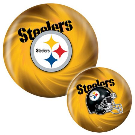Pittsburgh Steelers NFL Bowling Ball