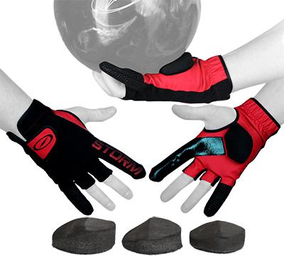 Storm Power Grip Bowling Glove