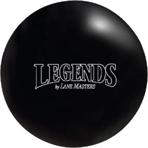 Legends Black Spare Ball Bowling Ball