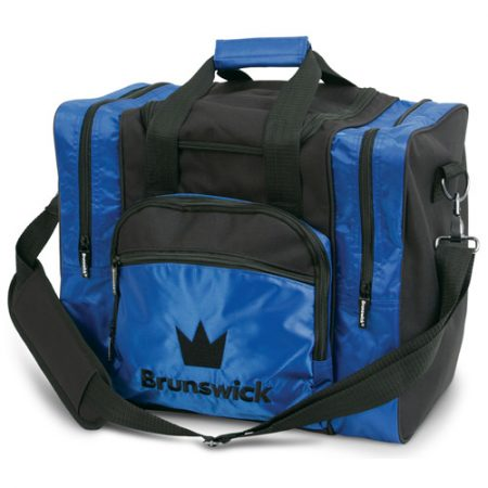 Brunswick Edge Single Tote Blue