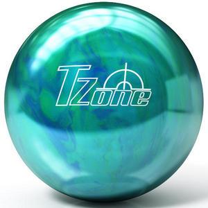 Brunswick Target Zone Caribbean Blue Bowling Ball