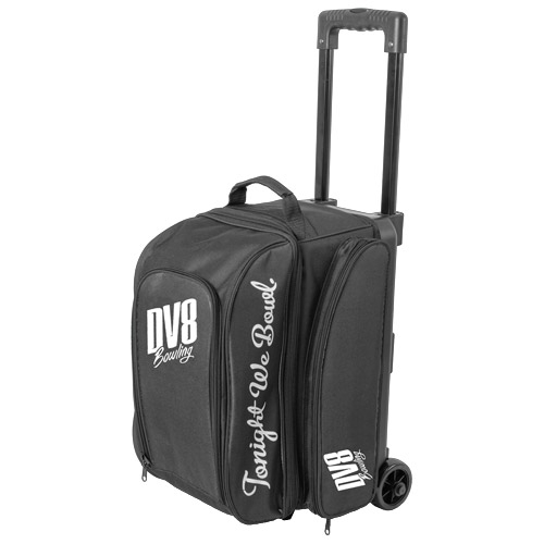 DV8 Freestyle Double Roller Black