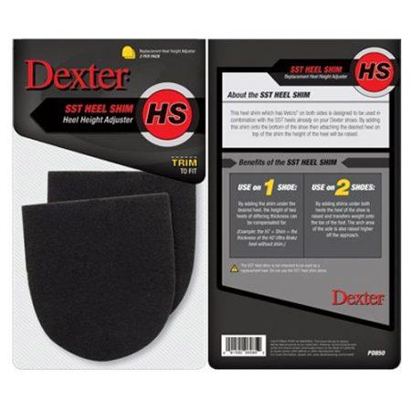 Dexter Heel Shim for SST Shoes (2/pk.)