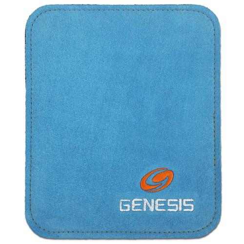 Genesis Pure Pad Blue Leather Ball Wipe