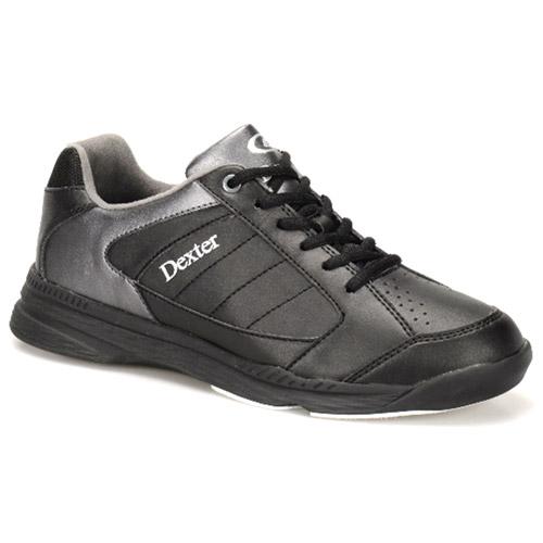 Dexter Ricky IV Black/Alloy Men's Bowling Shoes