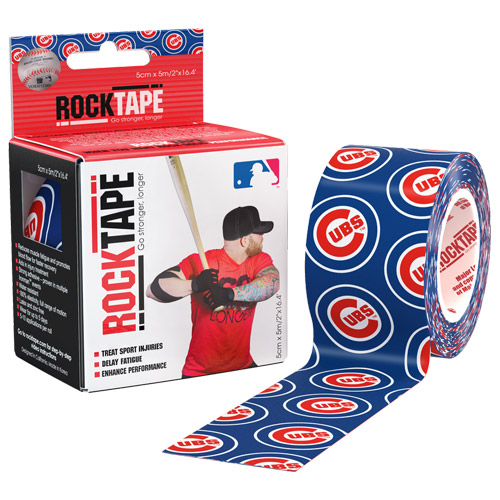 Turbo RockTape Roll Chicago Cubs