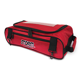 Storm Shoe Bag Red/Black