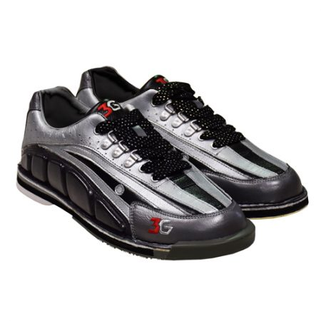 3G tour ultra black pewter mens bowling shoes