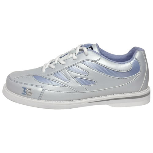 3G Cruze Women's Bowling Shoes Periwinkle/Ivory