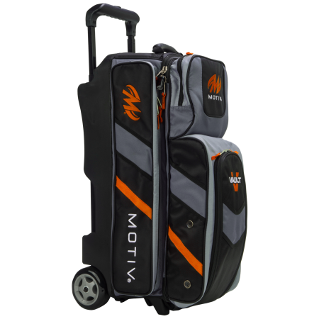Motiv Vault Triple Roller Black Orange
