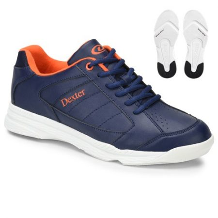 dexter Ricky navy blue bowling shoes