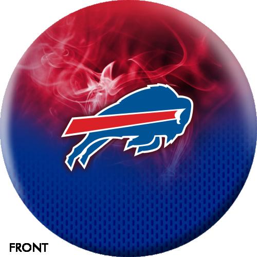Buffalo Bills bowling ball