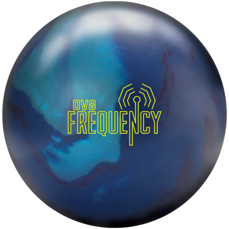 frequency bowling ball