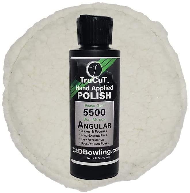 tru cut polish starter kit with pad