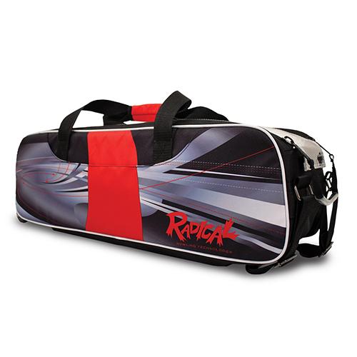 radical triple tote bag