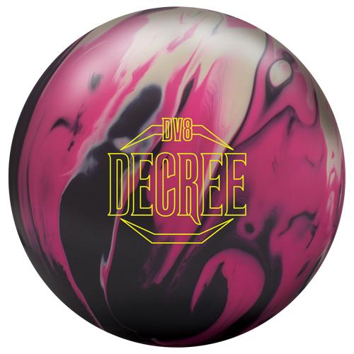dv8 decree bowling ball