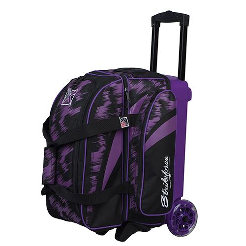 kr cruiser double roller scratch purple