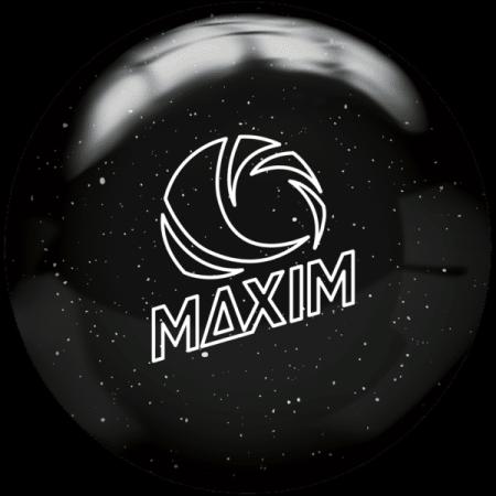 maxim night sky bowling ball