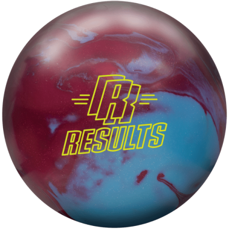 radical results solid bowling ball