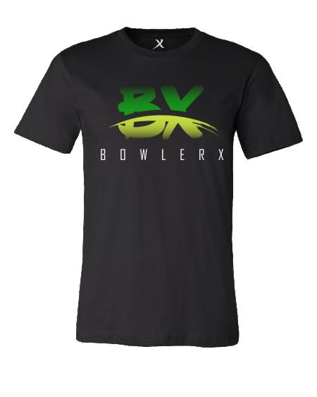 BowlerX BX Bowling Logo Shirt Black