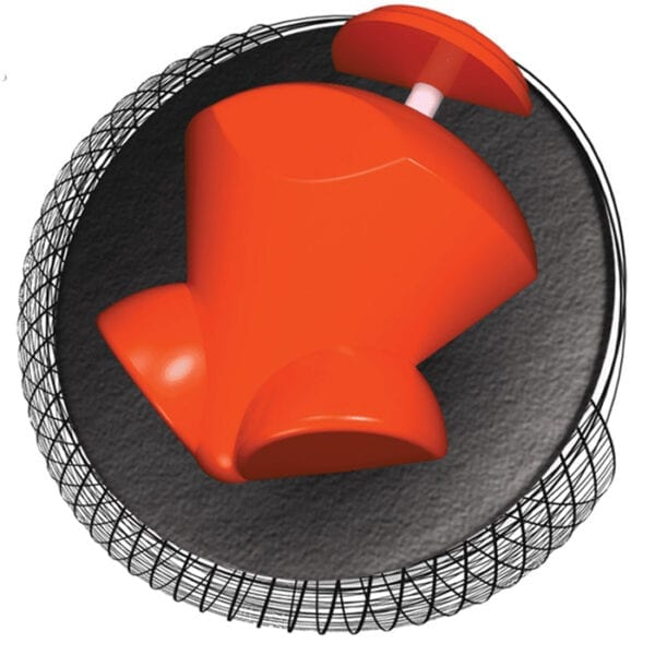 hammer black widow gas mask bowling ball core