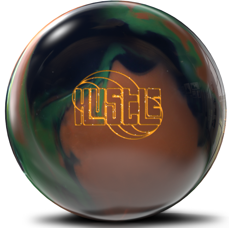 Roto Grip Hustle Camo Bowling Ball