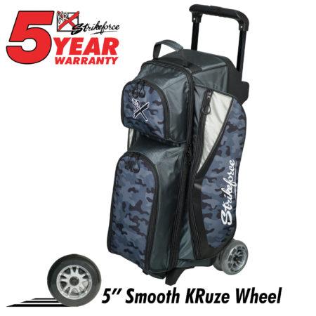 KR Drive Triple Roller Grey/Camo
